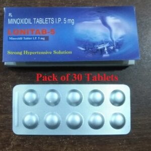 Minoxidil tablets 5mg